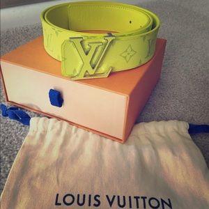 NEW Louis Vuitton Tiagarama Rev. Belt